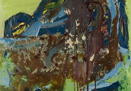 Swamp 4: Eucalyptus Tangles