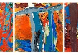 Swamp Triptych