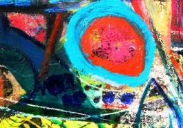 Red Circle, Detail 1