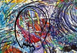 Spiral 12, Detail 2