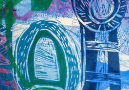 Still Life Triptych 7, Detail
