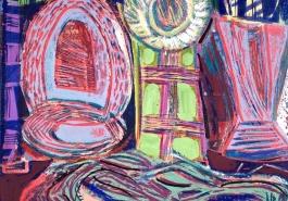 Still Life triptych 5 Detail1