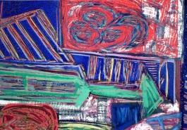 Still Life Triptych 5 Detail 2